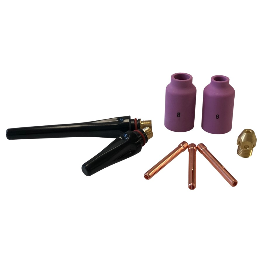 Consumable Set for TIG TORCH 18 Series