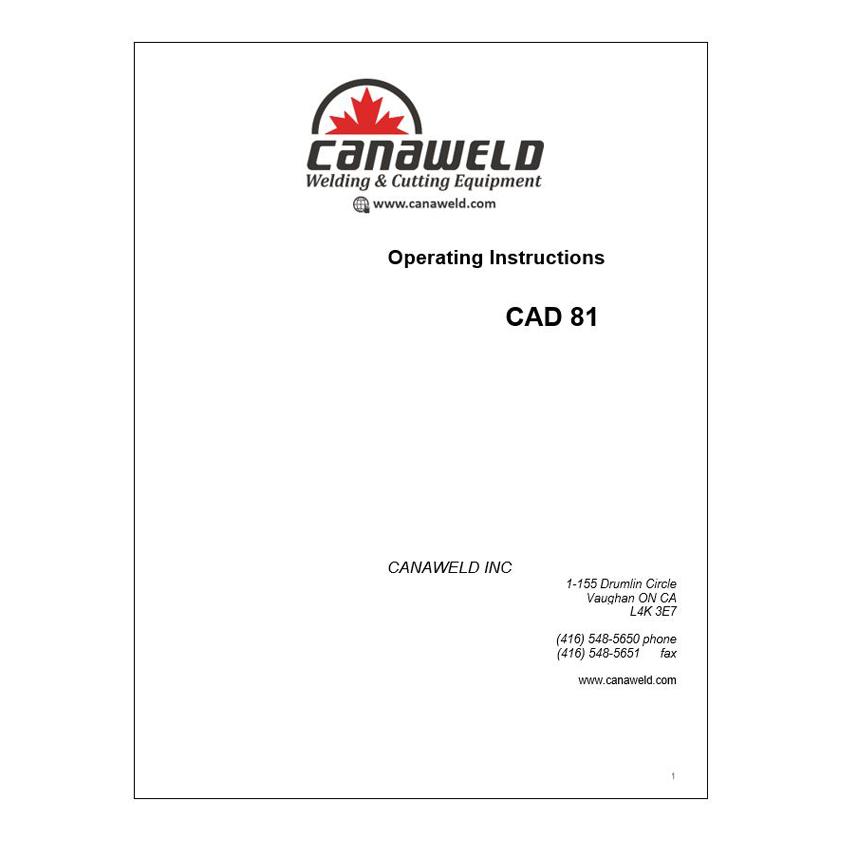 CADs Accessories