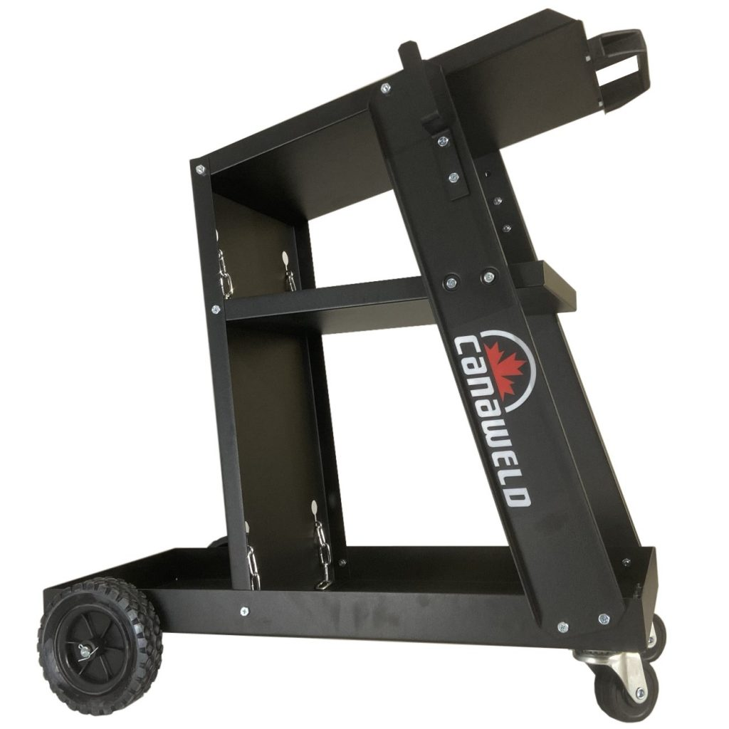 Welder Cart For Single Phase Machines